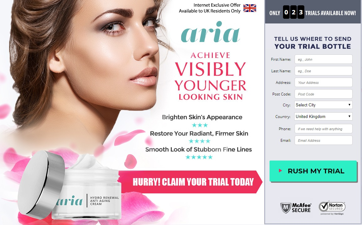 Aria Skin Complex Review