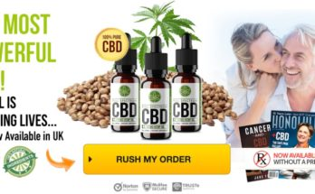 CBD Hemp Oil Drops