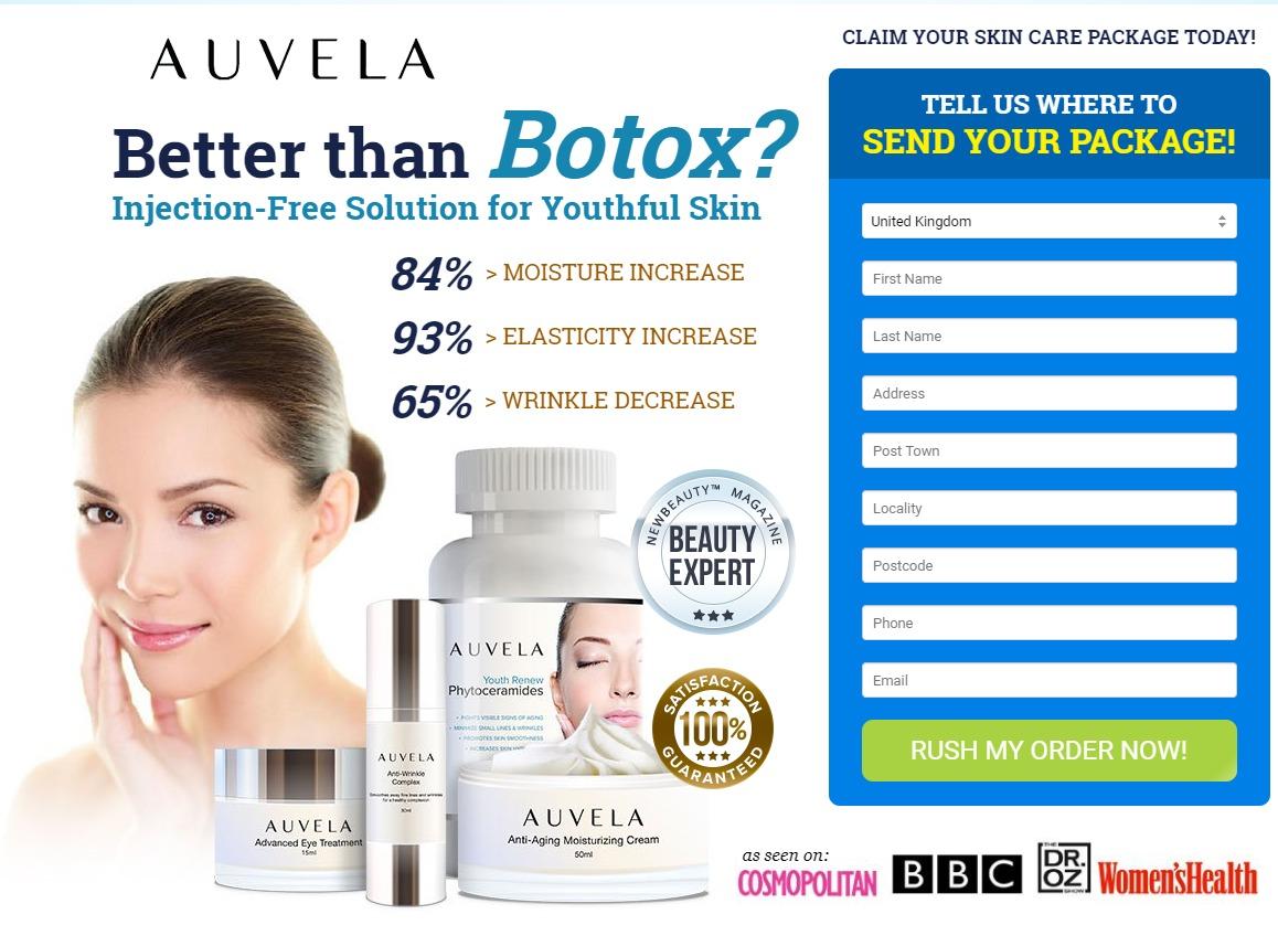 Auvela Cream UK