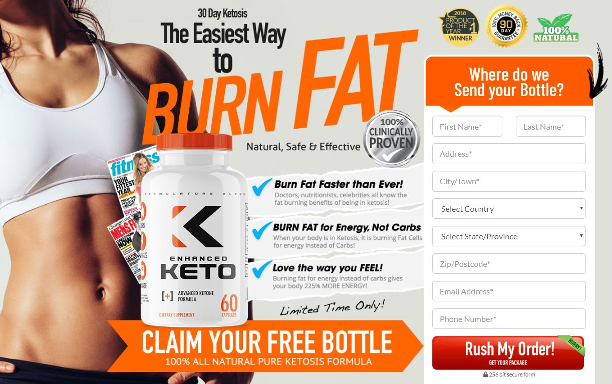 Enhanced Keto Reviews: What is Price for Sale & Where to Buy in the UK?