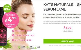Kat's Naturals Skin Serum