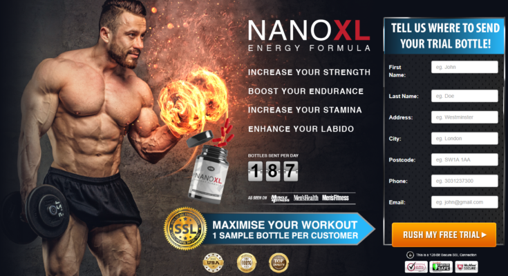 Nano XL Energy Formula Reviews, Price for Sale in UK & Where to Buy?