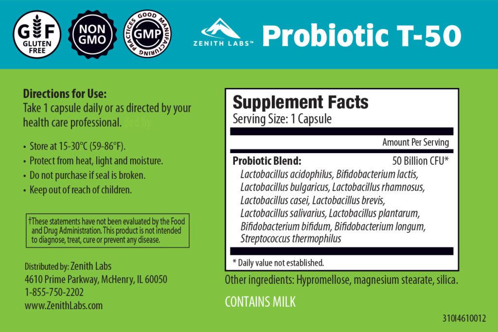 Probiotic-T-50