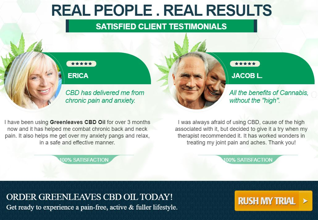 Green Leaves CBD Order